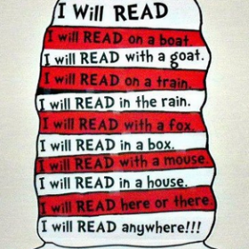 Read Across America is Coming in March!