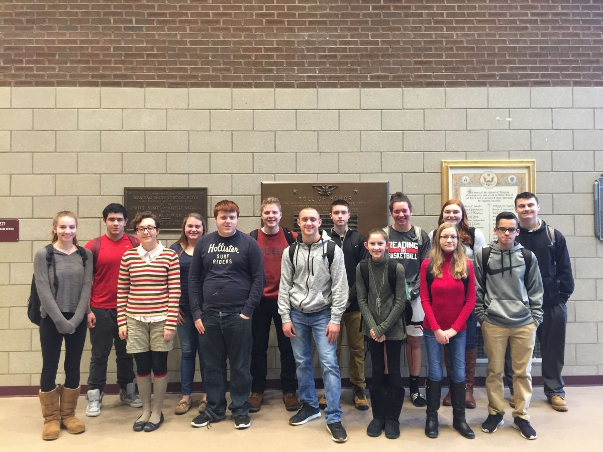 December Students of the Month