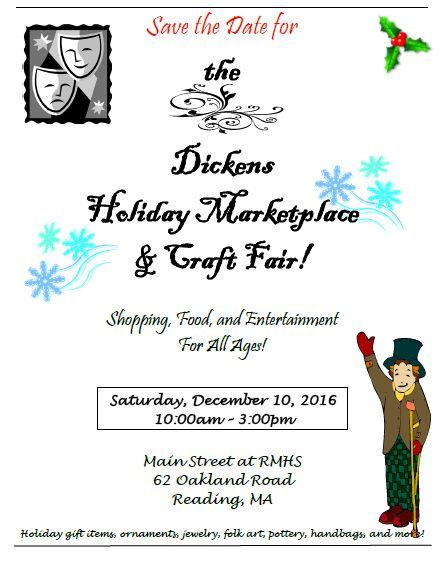 Dickens Holiday Market Place & Fair