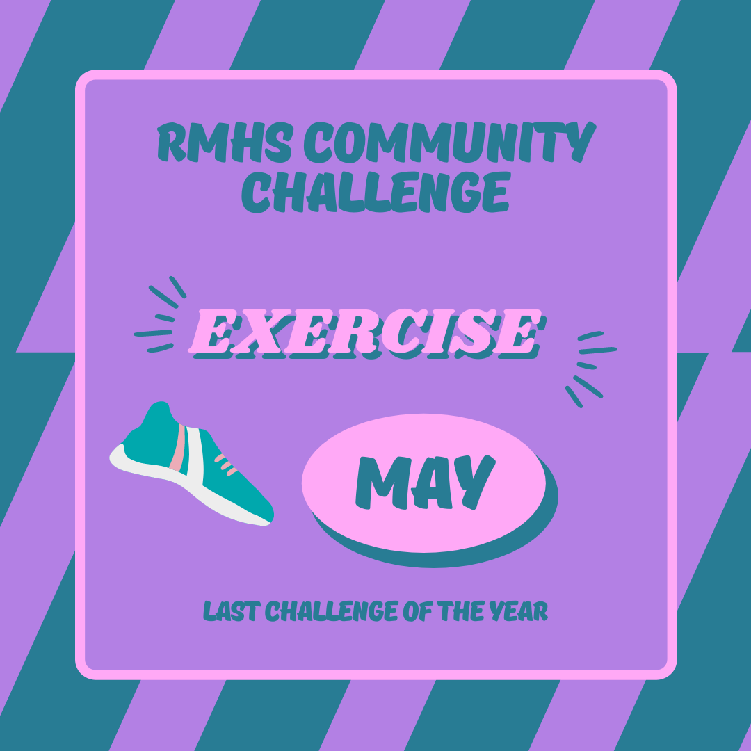 RMHS Community Challenge: May